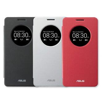 【贈手機擦拭布】ASUS 華碩 ZenFone 6 A600CG/A601CG 原廠智慧透視皮套 【葳豐數位商城】