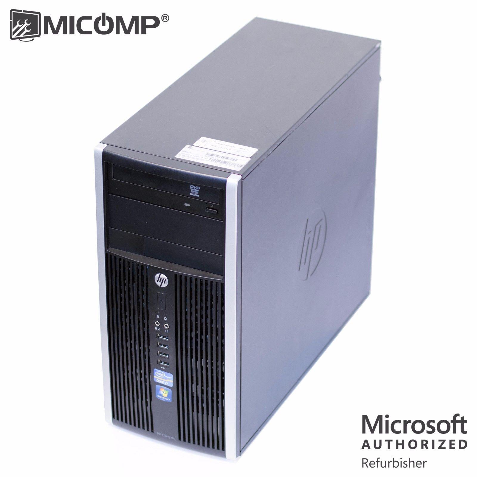 HP Gaming Computer Nvidia GTX 1050 Video Core i5 3.2Ghz 16Gb 1TB HDD Windows 10 HDMI WiFi 1 Year Warranty 1