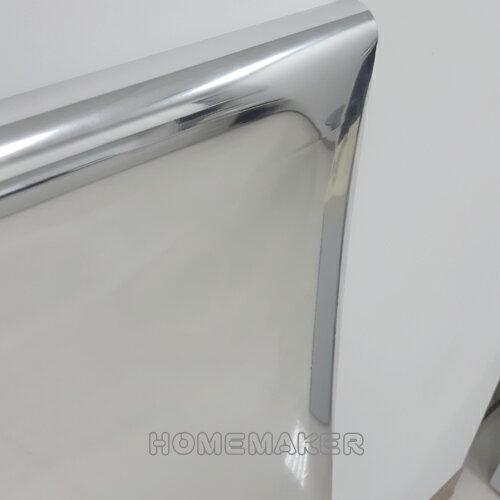 優質靜電隔熱窗貼100cm*200cm(銀色)_RN-TMS-T02B