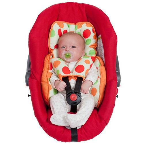 ClevaMama汽座坐墊+安全帶護套-彩色(推車汽座專用)【悅兒園婦幼生活館】