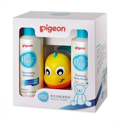 貝親 Pigeon Newborn Pure 純淨歡樂組P26237-2★衛立兒生活館★