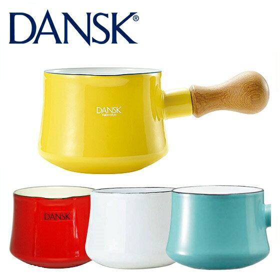 日本必買 免運/代購-550ml丹麥DANSK琺瑯材質牛奶鍋/片手鍋無蓋/Kobenstyle-550ml。共4色