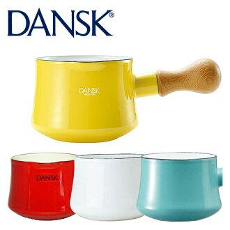 天天加碼15倍點數。1點1元,3300元內等值85折。日本直送 含運/代購-550ml丹麥DANSK琺瑯材質牛奶鍋/片手鍋無蓋/Kobenstyle-550ml。共4色