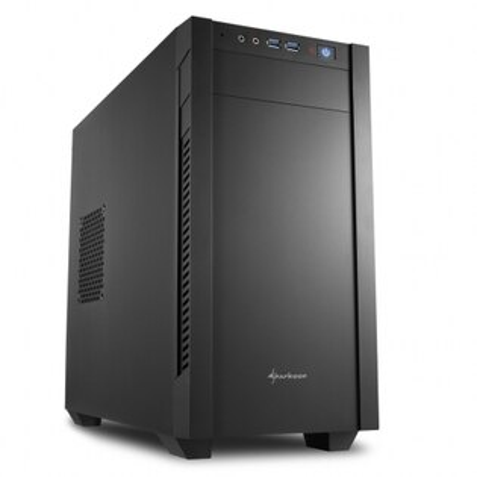 旋剛SharkoonS1000小暴風電腦機殼PC機殼電競機殼電腦機箱【迪特軍】