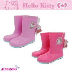 凱蒂HELLO KITTY 可愛兒童雨鞋
