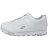 《限時特價799元》 Shoestw【63M1MK65RW】PONY復古慢跑鞋 全白 附灰鞋帶 男款 1