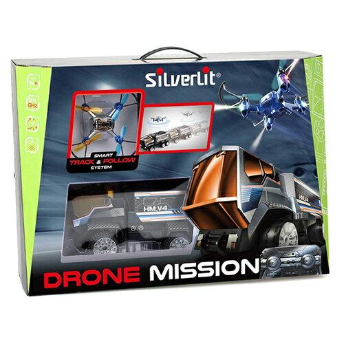 《Silverlit》超能無人機卡車任務組