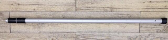 超粗彈珠伸縮營柱 天幕營柱 露營營柱115-275cm可調 嘉隆TP-A31 JIA-LORNG