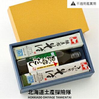 「日本直送美食」[北海道拉麵] 蕎麥麵禮盒 ~ 北海道土產探險隊~ 0