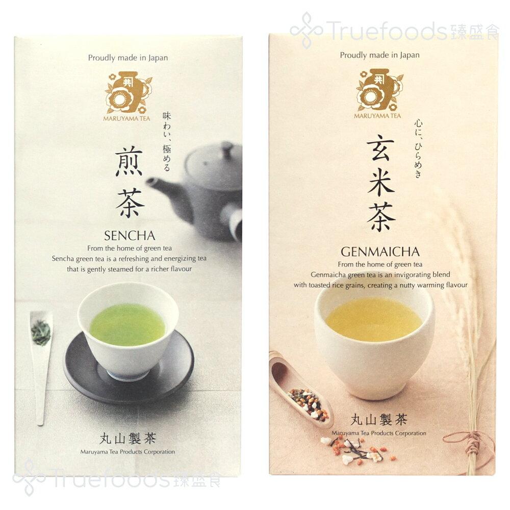 日本靜岡優質煎茶 玄米茶 20入 隨手包 丸山製茶 進口茶 0