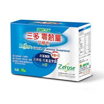 【三多】零熱量代糖包 30包/盒