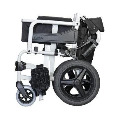 【康揚輪椅】超輕輪椅攜帶型 SOMA215 好禮贈 輪椅置物袋+餐桌板符合輪椅B款