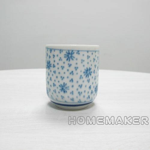 藍色碎花茶杯 JK-96812