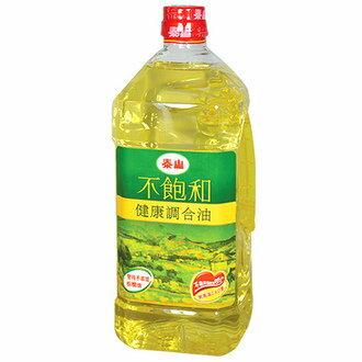 泰山 不飽和 健康調合油 1.5L