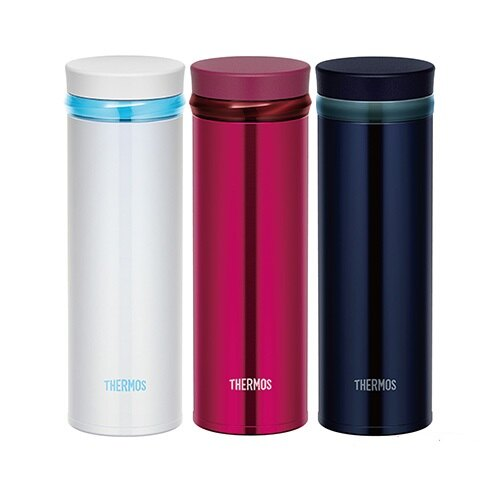 ◤超輕量限量款◢ THERMOS 膳魔師 超輕量不鏽鋼真空保溫杯 350ml JNO-350 / 三色