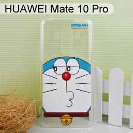 哆啦A夢空壓氣墊軟殼[斜眼]華為HUAWEIMate10Pro(6吋)小叮噹【正版授權】