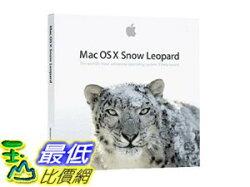 [7美國直購] 2018 amazon 亞馬遜暢銷軟體 Mac OS X Snow Leopard 10.6.3 DVD-ROM Full Version In Retail Box