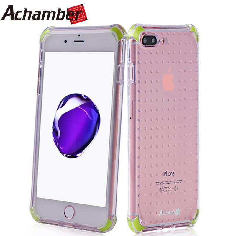 強尼拍賣~ 免運 Achamber 艾強伯 Apple iPhone 7 / 7 Plus 四角氣囊專利防摔保護殼彩色款