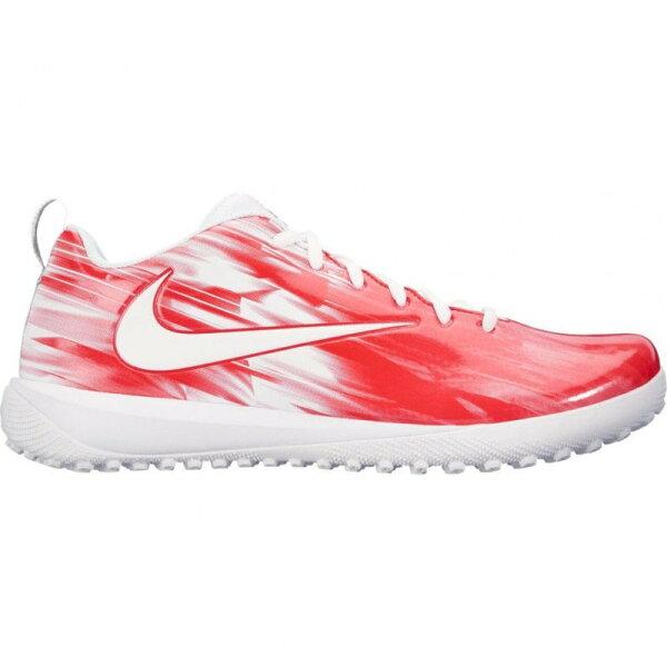 棒球世界全新NIKEVaporVarsityLowTurfLAX教練鞋訓練鞋(923492-116)特價
