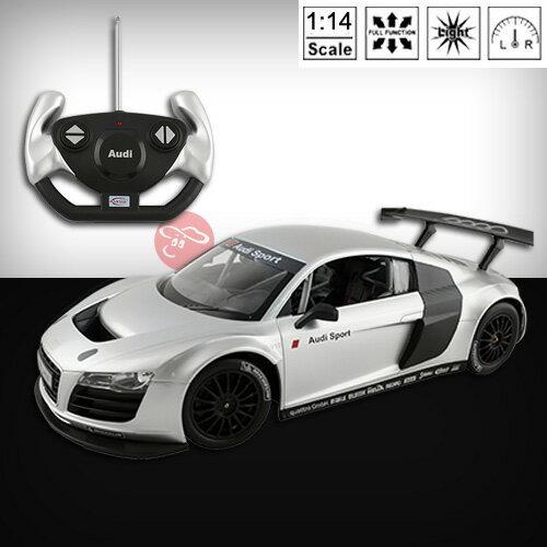 【瑪琍歐玩具】1:14 AUDI R8 LMS R/C 遙控車