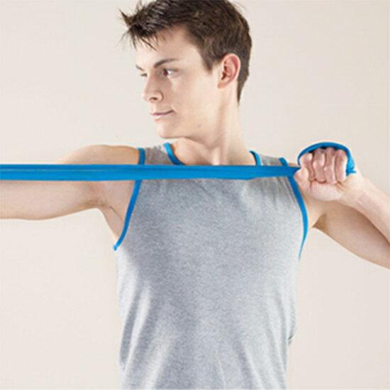♚MYCOLOR♚瑜珈運動彈力帶拉力帶健身男女阻力帶力量訓練拉伸乳膠拉力繩【P498】