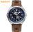 Timberland 天柏嵐 型男皮革時尚手錶 -TBL.15516JS / 03 藍  / 46mm 0