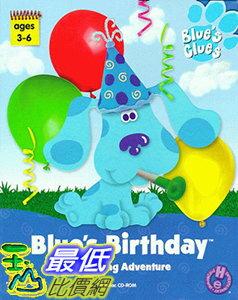 [106美國暢銷兒童軟體] Blue's Birthday Adventure - PC/Mac
