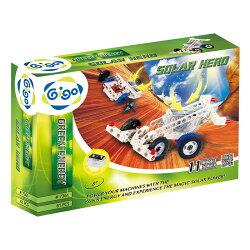 【智高 GIGO】太陽能機械入門組 #7361