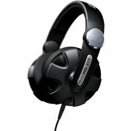 志達電子 HD215 SENNHEISER HD-215 頭戴全罩式高傳真立體耳機 宙宣公司貨