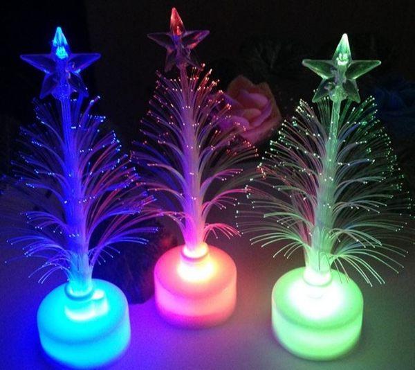 【省錢博士】聖誕發光樹  /  閃光光纖樹  /  七彩LED發光光纖樹 - 限時優惠好康折扣