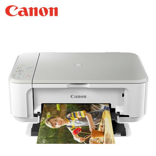 Canon 佳能 MG3670 多 複合機~白~三井3C~