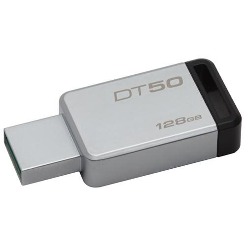 Kingston 128GB DataTraveler 50 128G DT50 USB 3.1 Gen 1 USB 3.0 110MB/s Flash Pen Thumb Drive DT50/128GB