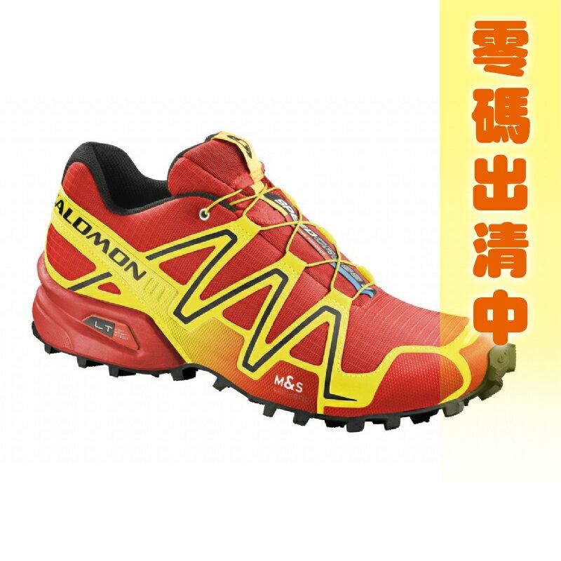 【零碼出清 下殺6折】法國 Salomon Speedcross 362089 野跑鞋 休閒鞋 健行鞋