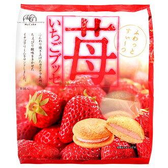 柿原MyCake半生草莓夾心蛋糕(120g)