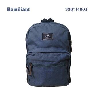 【加賀皮件】Kamiliant 校園 商務 多功能 防潑水 後背包 電腦包 39Q-003