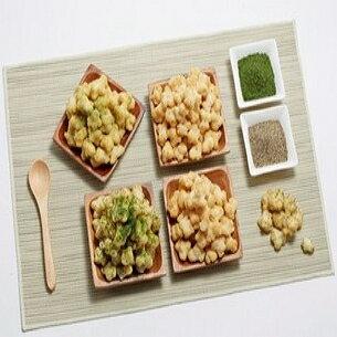~一米特~噢咔脆OKAKI袋裝~ 美食~~下午茶點心 酥脆餅乾~炭烤海苔風味