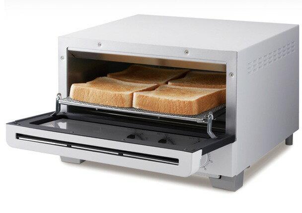 日本 siroca ST-G1110 石墨瞬間發熱 烤箱 烤麵包機 ST-G1110(W) ST-G1110(T) - 限時優惠好康折扣