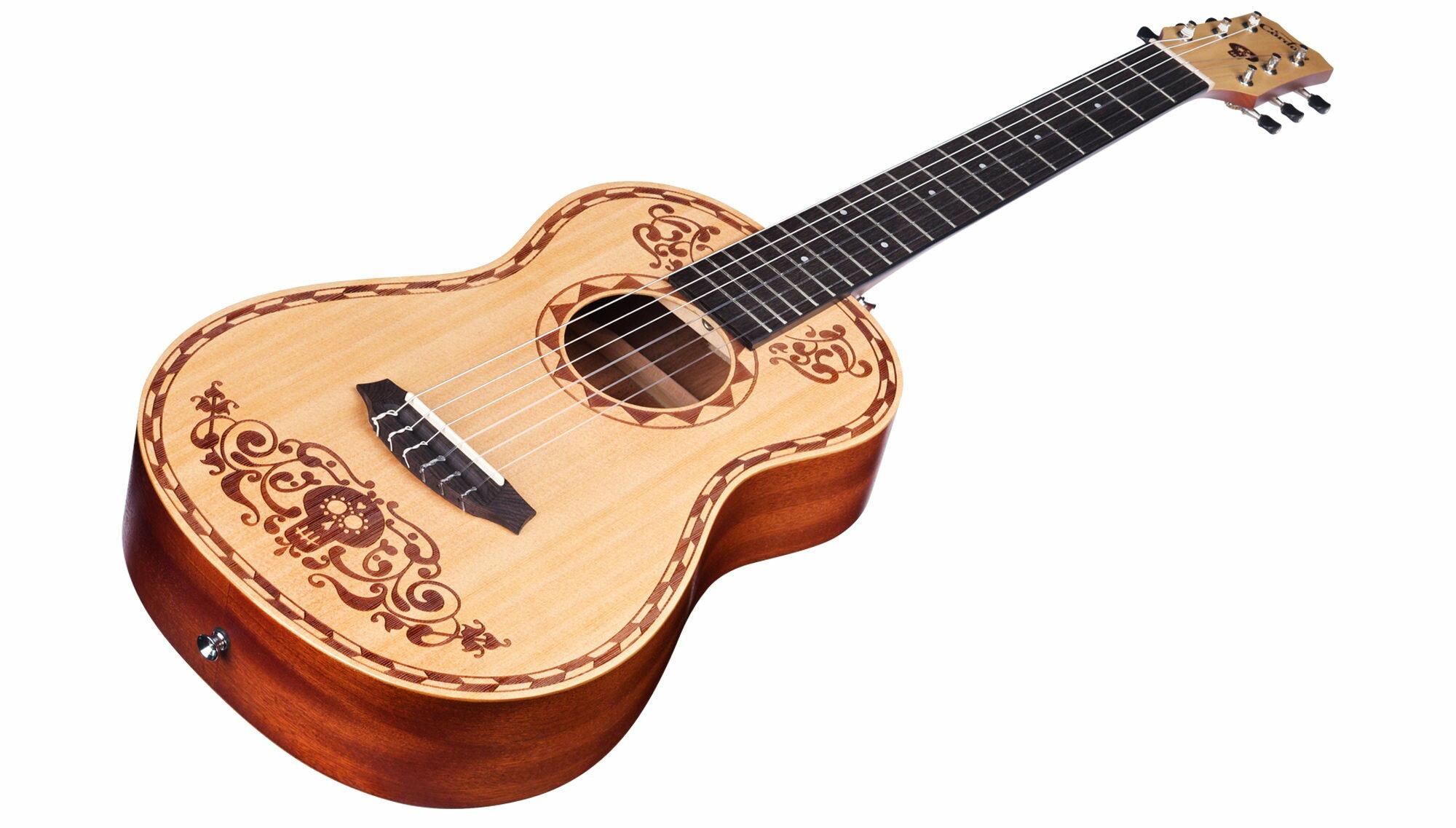 烏克時代~ Cordoba可可夜總會聯名迷你古典吉他(雲杉面板)
