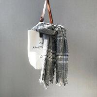 保暖配件推薦圍巾推薦到仿羊毛格子保暖圍脖 圍巾 披肩/  樂天時尚館。現貨就在樂天時尚館推薦保暖配件推薦圍巾