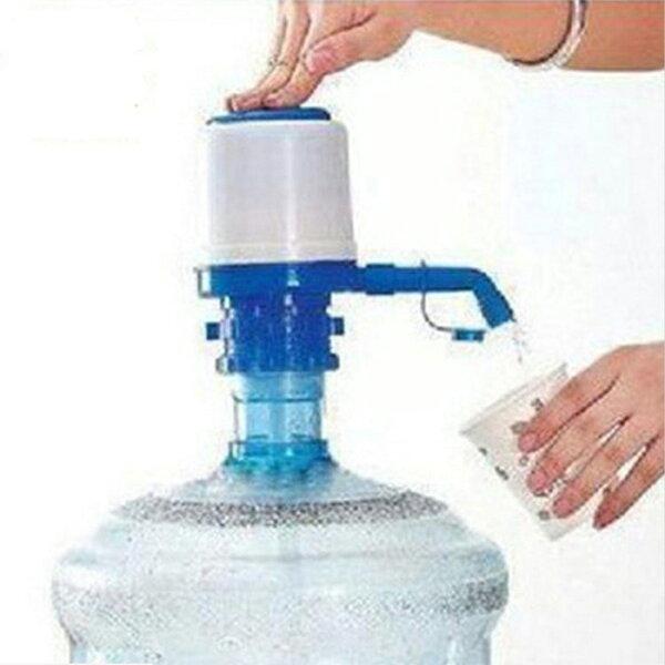 糖衣子輕鬆購【BA0166】第二代手壓式飲水機桶裝手壓水泵