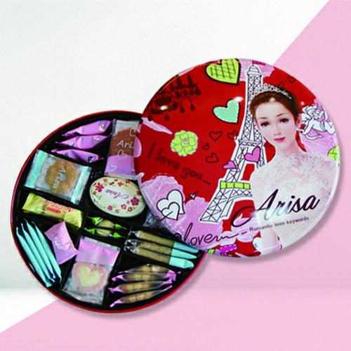 [JENPIN饌] 日本 亞里莎  6號 時尚禮盒