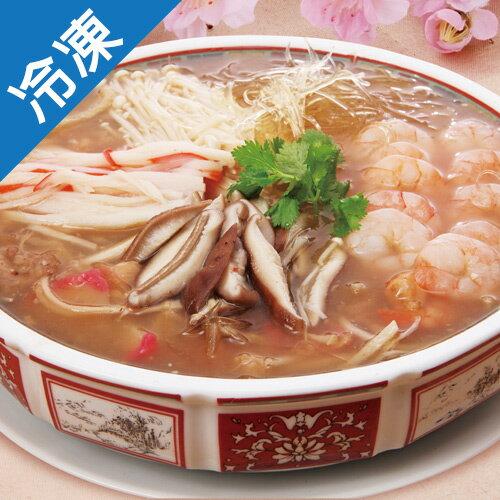 【立即出】饗城極品海鮮羹1800g+-5%/碗(年菜)【愛買冷凍】