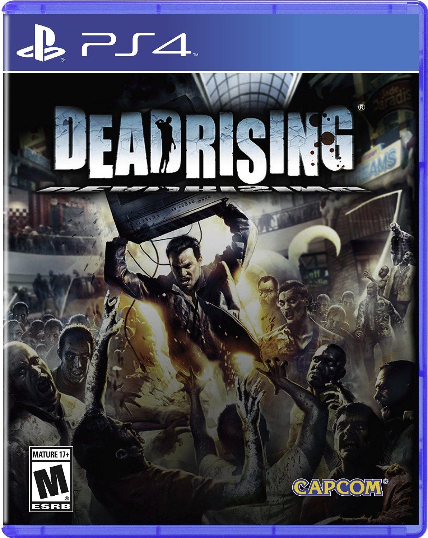預購中 9月13日發售 亞洲英文版 [限制級] PS4 死亡復甦