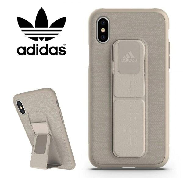 TIS 購物館:adidasGrip5.8吋iPhoneXiX金機能保護殼背蓋手機套保護套手機殼29607TIS購物館