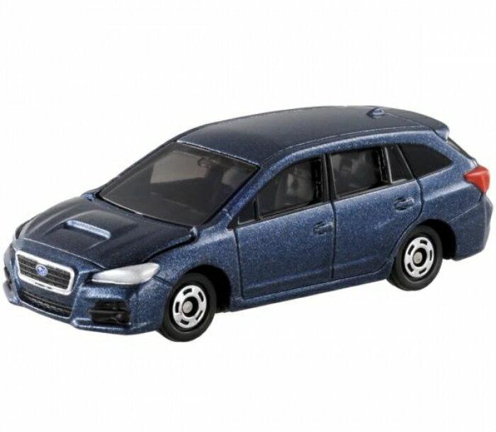 大賀屋 TOMICA SUBARU LEVORG 速霸陸 多美小汽車 汽車 模型 玩具 日
