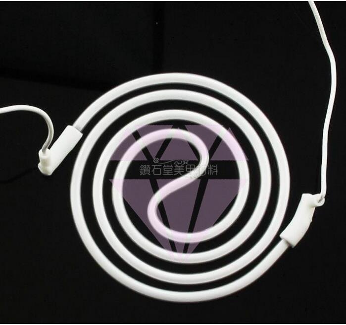【鑽石機 CCFL螺旋燈泡】美甲鑽石LED光療機配件 鑽石蚊香型燈管 通用螺旋狀燈管 批發D1-28