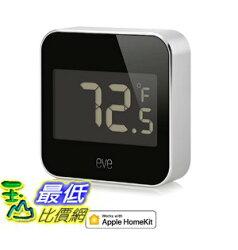 [107美國直購] Eve Degree Connected Weather Station with Apple HomeKit technology for tracking temperature humidity & air pressure