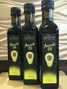 Grove 紐西蘭特級純淨酪梨油(原味/萊姆/蒜)(250ml/瓶) *3罐
