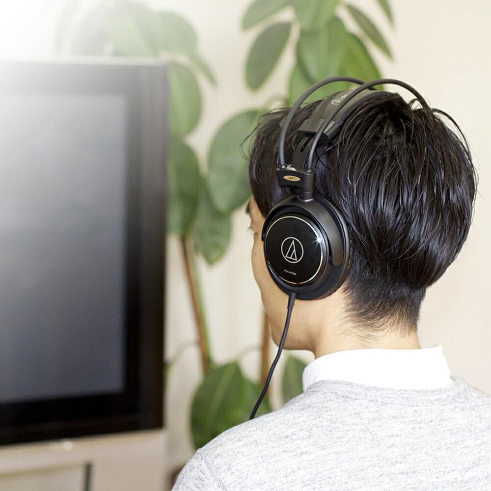 【宏華資訊廣場】Audio-Technica鐵三角 - ATH-AVC500 密閉式動圈型耳罩式耳機 公司貨