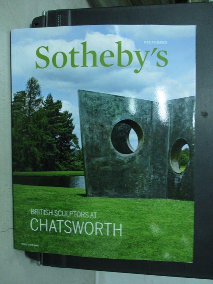~書寶 書T6/收藏_YKW~Sothebys_British sculptors at